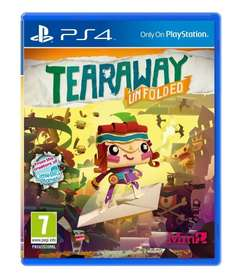 [PS4] Tearaway Unfolded (Nordic) - £7.99 - Coolshop
