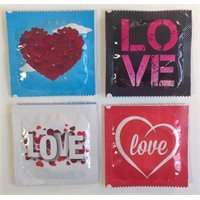 PASANTE- Love Condoms (x72) lots more Flavoured free delivery £9.99 @ freedoms-shop.com