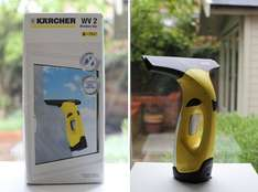 Karcher window vac premium wv2 £17 Tesco in store only