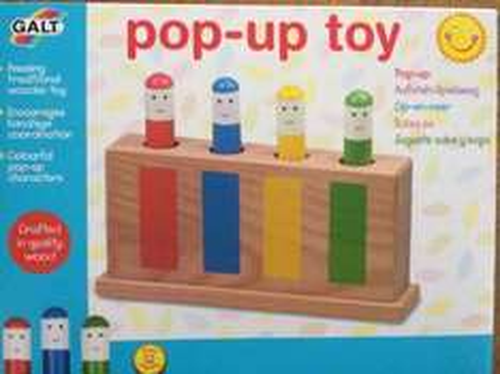 Galt pop up toy £2.40 @ Sainsburys - Arnison at Durham
