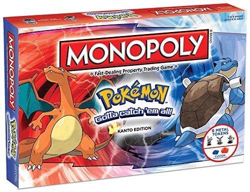 Pokemon Monopoly £20 @ Amazon