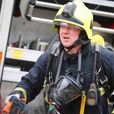 Car wash for whatever you choose to donate in aid of the Firefighter's Charity, at Derbyshire fire stations on Saturdays in March (Appears to be Nationwide)