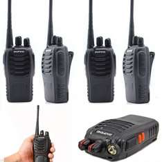 2 x Baofeng Walkie Talkie UHF 400-470MHZ 2-Way Radio £18.95 delivered @ Playtech / ebay