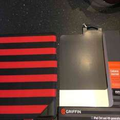 Griffin iPad case (3rd and 4th generation) only £1.99 at pound stretchers