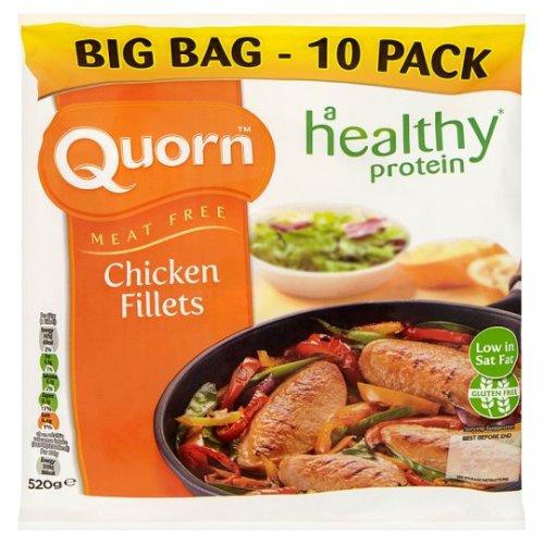 Quorn Meat Free Fillets (520g) Buy 3 Packs for £6.00 @ Tesco