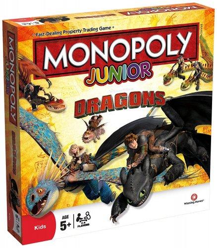 Dragon Monopoly Jr at Amazon via Champion Toys £18.99 (Prime) £23.74 (Non Prime)