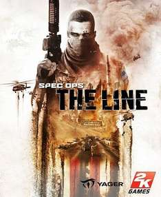 Spec Ops: The Line £3.99 @ Steam Store (PC)
