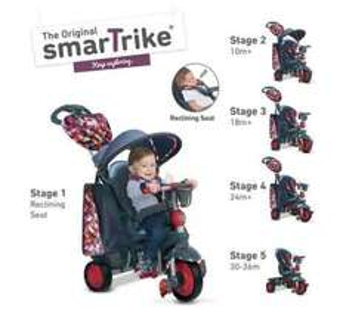 Smart Trike £89.99 @ Argos