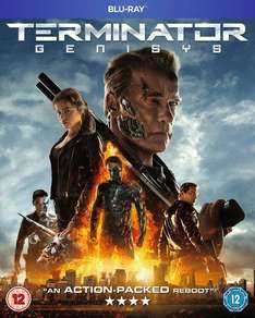 Terminator Genisys (Bluray) £2.94 delivered using code SIGNUP10 at zoom.co.uk
