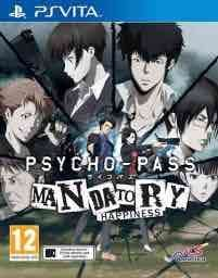 PSYCHO-PASS: Mandatory Happiness (PS Vita) £17.99 (most likely not sealed) @ Grainger games