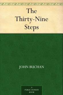 John Buchan: The Thirty Nine Steps [Kindle Edition w/Audible Audio] Free ~ Amazon