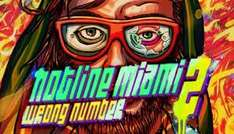 Hotline Miami 2: Wrong Number, £2.99 @ Steam