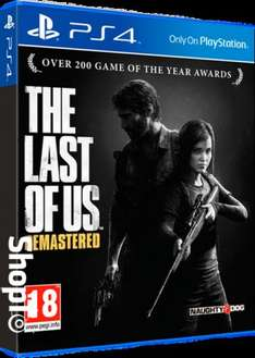 The Last of Us Remastered (PS4) - £18.85 @ ShopTo