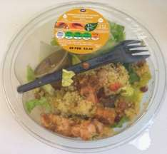 Moroccan Style Chicken  Coucous Salad PM £3.00  NOW 50p instore @ Boots