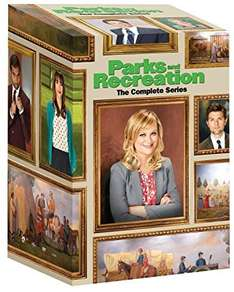Parks & Recreation Complete Series 1-7 Region 1 DVD Boxset £32.68 approx (including Shipping & Import Fees) @ Amazon.com