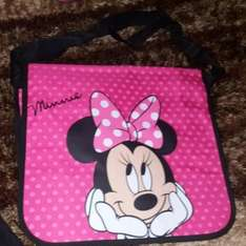 Minnie mouse and Disney Princess satchel bag £1.59 home bargains