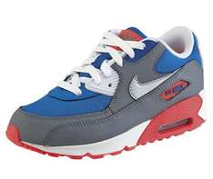 NIKE AIR MAX COMMAND GREY BLUE SIZE - 2.5 -  £24.99 Delivered @ Halfcost