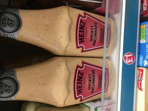 Baconnaise 875ml £1 @ Poundland - Leicester