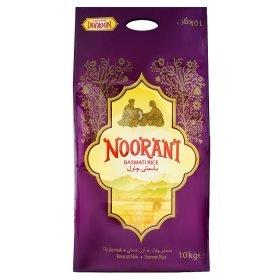 Noorani Basmati 10KG rice Less than half price £4.50 Hyson Green Asda