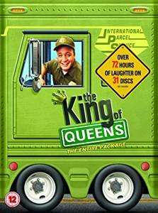 King of queens complete box set dvd £30.00 @ Amazon