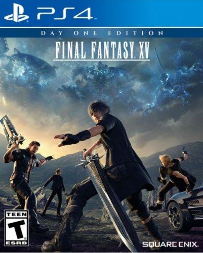 Final Fantasy XV (PS4) - £20.90 (Ex-rental) @ Boomerang Rentals