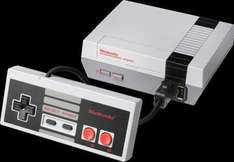 Nintendo Classic Mini (NES console) - TESCO Direct £49 (Free C&C)