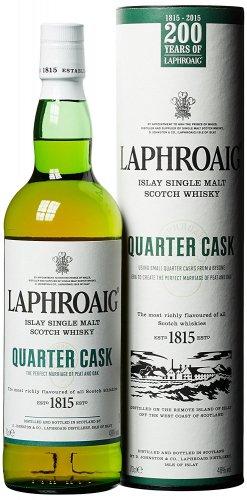 Laphroaig Quarter Cask Whisky £28 delivered from Amazon