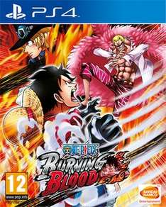 One Piece Burning Blood (PS4/XO) £16.19 Delivered (Using Code) @ GAME