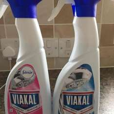 Viakal (scented and unscented) - £1.50 instore @ Wilko