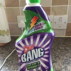 cillit bang (grease and sparkle) - £1.50 instore @ Wilko