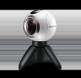 Samsung Gear 360 - Save £100 £249.99 @ Carphone Warehouse