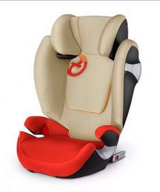 Cybex Solution M-Fix Highback Booster Seat (Autumn Gold) + Quidco/TCB - £128 @ Mothercare