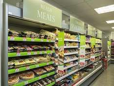 Meal deal - 2 Chinese or Indian main meals and 2 sides for £6 - mains are £3.25 each @ Morrisons