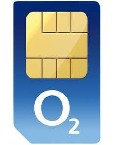O2 Sim Only Deal - £20.00 for 20Gb 4G Data + Unlimited Minutes/Texts (£15.83 after Quidco) - £240 total