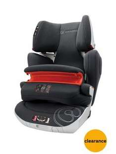 Concord Transformer Pro XT Group 1/2/3 isofix child car seat - £183.98 inc delivery or £153.98 with code @ Very