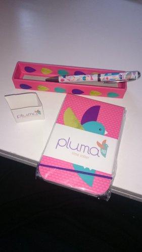 Pluma Stationery...Pen 99p in Homebargains £8.99 EBay and elsewhere