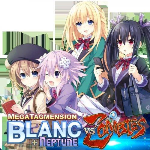 [Steam] MegaTagmension Blanc + Neptune VS Zombies - £4.59 - Bundlestars