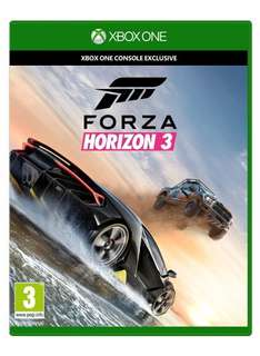 forza horizon 3 for £29.99 at Amazon.co.uk