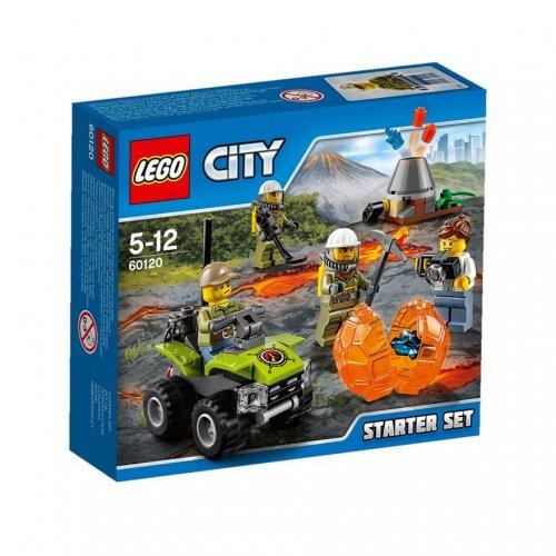 LEGO City Volcano Starter Set £5.00 + Others @ Smyths