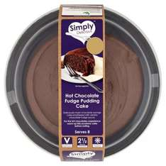 Simply Delicious Pudding Cakes (2 varieties) Was £3.50 Now £1.50 @ Asda Online and Instore