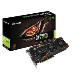Gigabyte Nvidia GeForce GTX 1080 D5X 8G £499.99 Dispatched from and sold by Amazon