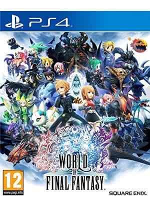 World of Final Fantasy (PS4) £22.99 Delivered @ Base