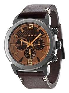 POLICE watch at Amazon, £39.80