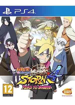 Naruto Shippuden Ultimate Ninja Storm 4: Road to Boruto (PS4) £28.99 @ Base