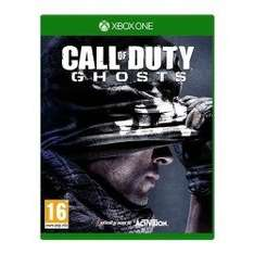 Call of Duty: Ghosts (Xbox One) £6 Delivered @ Gamescentre (Download £6.16 @ CDKeys with FB Code)