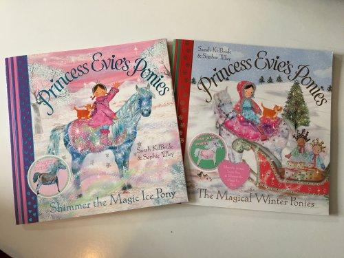 Princess Evie's Ponies Books £1 @ Poundland RRP