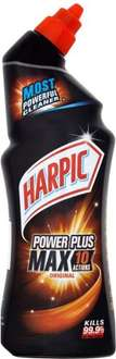 Harpic Power Plus Max Toilet Cleaner Original was £1.75 now 87p @ Ocado