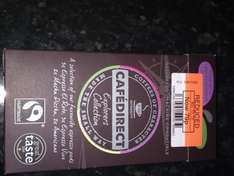 Cafe Direct Explorers collection reduced from £3.29 to 79p @ the CoOp