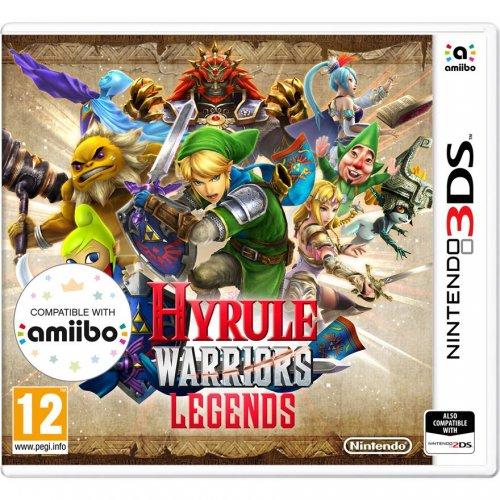 Hyrule Warriors Legends 3DS £15 @ Smyths