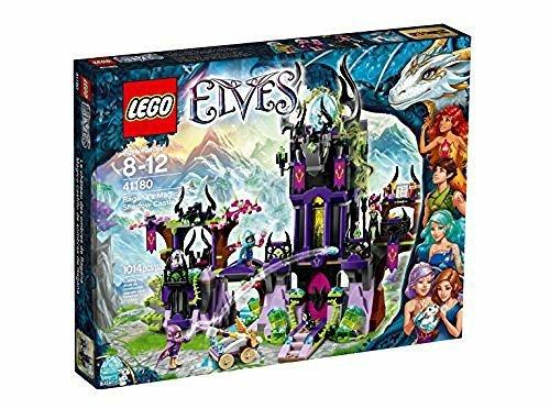 LEGO 41180 Elves Ragana's Magic Shadow Castle Building Set £49.97 @ Amazon